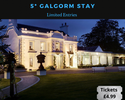 5 Galgorm Stay