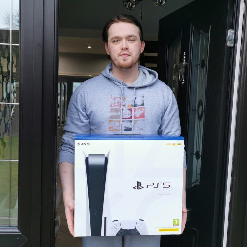 CHRIS MCALINDEN-Banbridge-111th Winner-PS5 #26-Cm Competitions Ni