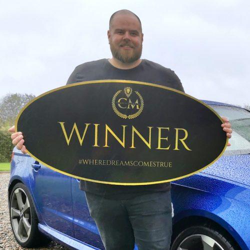 CONOR DEVLIN-Moneydig-12th winner-CM Competitions NI Ltd