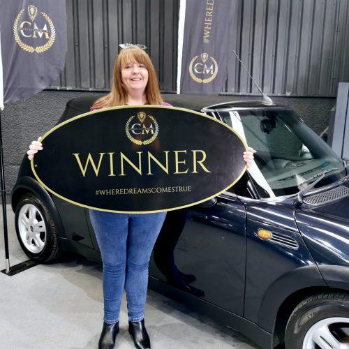 LYNN MCCABE-Bangor-138th winner-MiniFor £1.79-Cm Competitions Ni
