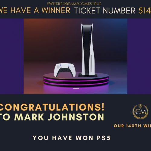 MARK JOHNSTON-PS5-CM Competitions NI