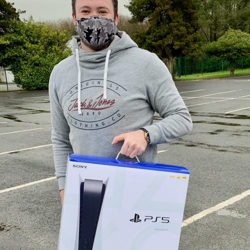 MATTHEW MCAREE-Monaghan, Ire-80th Winner-PS5 For 99p #20-cm competitions NI