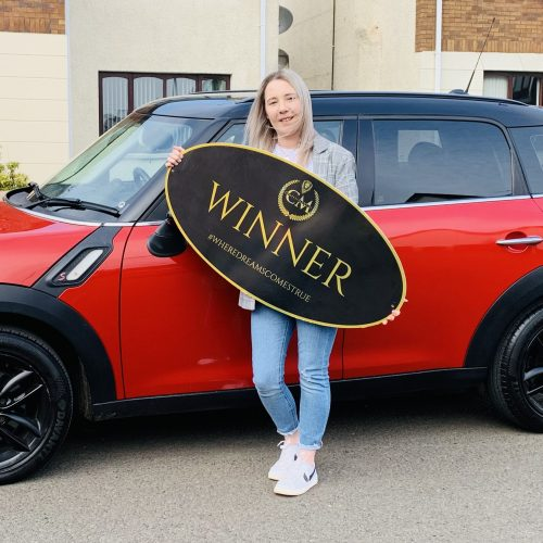-STACEY MCALLISTER-Belfast-106th Winner-Mini Mayhem Month #2-Cm Competitions NI